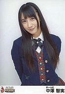 【中古】生写真(AKB48・SKE48)/アイドル/AKB48 中塚智実/上半身/東京秋祭り/2010.10.09-10葛西臨海公園