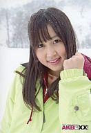 【中古】生写真(AKB48・SKE48)/アイドル/AKB48 小森美果/スキーウェア、上半身、雪/AKBと××