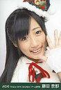 【中古】生写真(AKB48・SKE48)/アイドル/AKB48 藤田奈那/顔アップ/左手パー/劇場トレーディング生写真セット2010.December