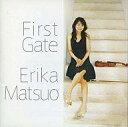【中古】ニューエイジCD 松尾依里佳 / First Gate