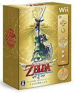 [Used] Skyward sword legend of Zelda Wii software [limited edition] [02P23Apr16] [Picture]