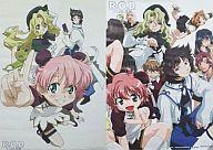 【中古】ポスター(アニメ) 両面ポスター R.O.D THE TV画像