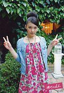 【中古】生写真(AKB48・SKE48)/アイドル/AKB48 秋元才加/花柄ワンピース/DVD「週刊AKB Vol.10」特典