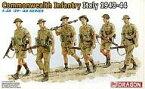 【中古】プラモデル 1/35 イギリス連邦歩兵 イタリア1943 Commonwealth Infantry Italy 1943-44「'39-'45 SERIES」 [6380]