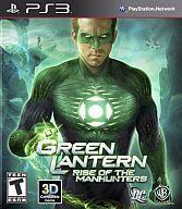 【中古】PS3ソフト北米版GREENLANTERN-RISEOFTHEMANHUNTERS-(国内版本体動作可)