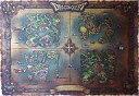 【中古】ポスター(アニメ) ポスター ドラゴンクエストI・II・III アルテピアッツァ描き下ろし冒険の世界地図ポスター ガイドブック&wiiソフト購入特典