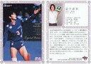 【中古】コレクションカード(女性)/BBM2010REAL VENUS 95 : 95/益子直美