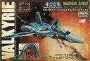 【中古】プラモデル 1/100 ファイター・バルキリー VF-1S ロイ・フォッカースペシャル 「超時空要塞マクロス」 [AR-323]