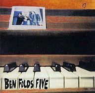 【中古】輸入洋楽CD BEN FOLDS FIVE / BEN FOLDS FIVE[輸入盤]【10P13Nov14】【画】