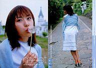 【中古】コレクションカード(女性)/moet yamaguchi moe 2 : 山口もえ/moetyamaguchimoe【05P...