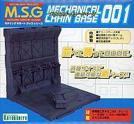 プラモデル・模型, その他  001 M.S.G MB09