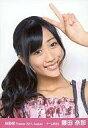 【中古】生写真(AKB48・SKE48)/アイドル/AKB48 藤田奈那/バストアップ左手ピース/劇場トレーディング生写真セット2011.August