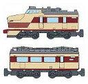 【中古】Nゲージ(車両) 国鉄485系特急電車・ボンネットタイプ 2両入 「Bトレインショーティー」