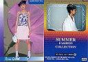 【中古】コレクションカード(女性)/SUMMER FASHION COLLECTION No.11 : 後藤理沙/レギュラーカード/SUMMER FASHION COLLECTION
