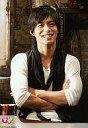 【中古】生写真(ジャニーズ)/アイドル/NEWS NEWS/錦戸亮/衣装白.黒・腕組・Johnny's web/公式生写真