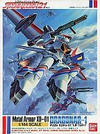 中古 プラモデル1/144XD-01ドラグナー1型リフター装着タイプ「機甲戦記ドラグナー」シリーズNo.14 0020264