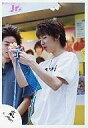 中古生写真ジャニズアイドル嵐 嵐相葉雅紀上半身・Tシャツ白・隣に櫻井公式生写真