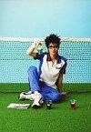 【中古】生写真(男性)/俳優 高橋優太(乾貞治)/ユニフォーム・座り・右手緑色の液体の入ったコップ・テニスコート・キャラクターショット/ミュージカル『テニスの王子様』コンサート Dream Live 5th