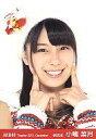 【中古】生写真(AKB48・SKE48)/アイドル/AKB48 小嶋菜月/顔アップ・両指頬/劇場トレーディング生写真セット2011.December