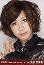 【中古】生写真(AKB48・SKE48)/アイドル/AKB48 大家志津香/顔アップ・両手重ね/劇場トレーディング生写真セット2012.January