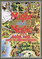 【エントリーでポイント10倍!(9月26日01:59まで!)】【中古】PC-9801 5インチソフト マイトアンドマジック2 BOOK TWO GATES TO ANOTHER WORLD! [5インチ版]画像