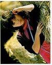 【中古】生写真(女性)/アイドル 三原じゅん子/横型・服黒・スカートピンク・寝る/紙製公式ブロマイド