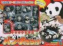 【中古】おもちゃ バランスゲーム パンダだらけ
