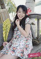 【中古】生写真(AKB48・SKE48)/アイドル/AKB48 峯岸みなみ/膝上・花柄ワンピース/DVD「週刊AKB」特典