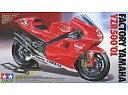 【中古】プラモデル 1/12 ファクトリー ヤマハ YZR500 '01 「オートバイシリーズ No.88」 [14088]