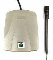 【中古】N64ハード VRSユニット(音声認識システム)