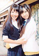 【中古】生写真(AKB48・SKE48)/アイドル/AKB48 肥川彩愛・桑原みずき/上からマリコ/ラムタラ...
