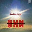 【中古】ジャズCD CASIOPEA / SUN SUN(廃盤)