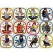 【中古】シール・ステッカー(キャラクター) 全12種セット 「テニスの王子様 くつろぎコレクション」
