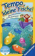 【新品】ボードゲーム おさかなクン (Tempo. Kleine Fische!)【02P26…