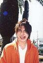 【中古】生写真(男性)/俳優 池上翔馬/バストアップ・オレンジ色パーカー・舌出し・ウィンク