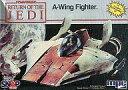 【中古】プラモデル A-Wing Fighter -Aウィングファイター- 「スター・ウォーズ エピソード6 ジェダイの帰還」 [1-1973]