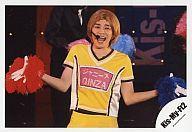【中古】生写真(ジャニーズ)/アイドル/Kis-My-Ft2 Kis-My-Ft2/二階堂高嗣/ライブフォト・横型・膝上・チアガール衣装黄色・かつら/公式生写真