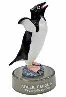 【中古】食玩 トレーディングフィギュア アデリーペンギン ペンギンズランチビスケット 【タイムセール】