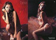 【中古】コレクションカード(女性)/FEMININE 55 : 安藤沙耶香/レギュラーカード/FEMININE