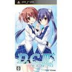 【中古】PSPソフト D.C.III Plus 〜ダ・カーポIII プラス〜[通常版]