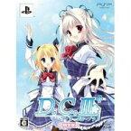 【中古】PSPソフト D.C.III Plus〜ダ・カーポIII プラス〜[限定版]