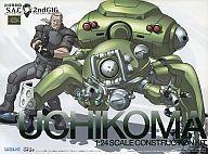 """[预]模型车1/24攻壳机动队Uchikoma""""在壳SAC2nd GIG鬼"""""""