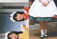 【中古】コレクションカード(女性)/DVD「花右京メイド隊 2」特典 (1) : 花右京メイド隊/パズルカード/DVD「花右京メイド隊 2」特典画像