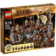 【中古】おもちゃ LEGO ゴブリン王の戦い 「レゴ ホビット」 79010画像
