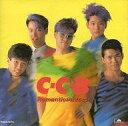 1985年の男性カラオケ人気曲第2位 C-C-Bの「Romanticが止まらない」を収録したCDのジャケット写真。