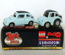 ミニカー スバル360(アクア) 2台セット 「トミカ&チョロQ 日本の名車 No.06」 トイズドリームプロジェクト限定 https://thumbnail.image.rakuten.co.jp/@0_mall/surugaya-a-too/cabinet/1633/607038078m.jpg?_ex=128x128