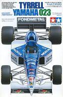 [Pre] plastic model 1 / 20 Tyrrell Yamaha 023 [Grand Prix collection NO.42] [02P03Sep16] [Picture]