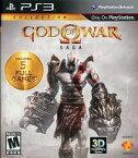 【中古】PS3ソフト 北米版 GOD OF WAR SAGA (18歳以上対象・国内版本体動作可)