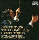 【中古】クラシックCD オトマール・スウィトナー / デンオン名盤アーティストBOX1/ベートーヴェン:交響曲全集