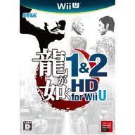 [使用]WiiU 软 Ryu GA gotoku 1 & 2 高清为 WiiU [02P09Jul16] [图片]